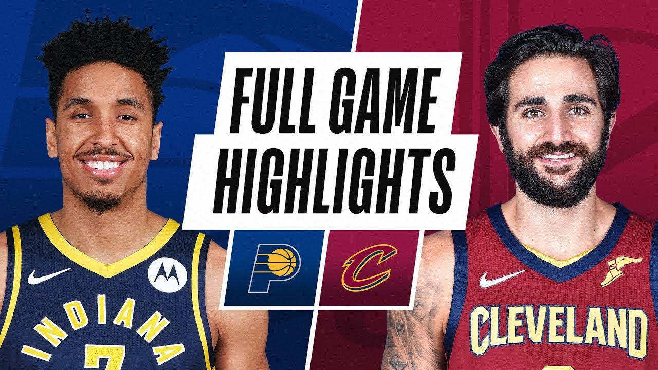 PACERS at CAVILERS | NBA PRESEASON FULL GAME HIGHLIGHTS | October 8, 2021