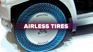 Airless tires: Road to the Future | CNET On Cars