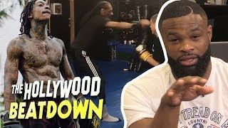Tyron Woodley Breaks Down Potential Snoop Dogg vs. Wiz Khalifa MMA Fight | The Hollywood Beatdown