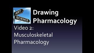 Drawing Pharmacology Video 2 of 7