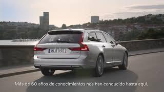 Presentamos la próxima generación de vehículos familiares #Volvo Trailer