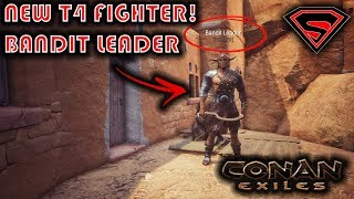 CONAN EXILES THE MOST POWERFUL T4 THRALLS YOU CAN GET