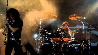 Accept - Bulletproof (Live in Moscow, Milk Club, 28.04.2012)