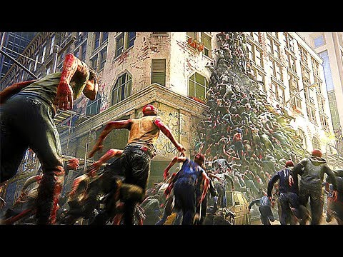 World War Z Game Trailer