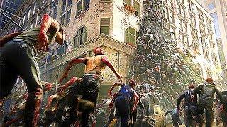 WORLD WAR Z Trailer (2018) Zombie Game