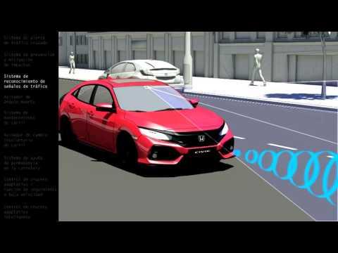 Vídeos de 'Honda trabaja sobre un sistema Sensing para sus motos'