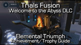 Trials Fusion - Elemental Triumph Achievement/Trophy Guide - Welcome to the Abyss DLC