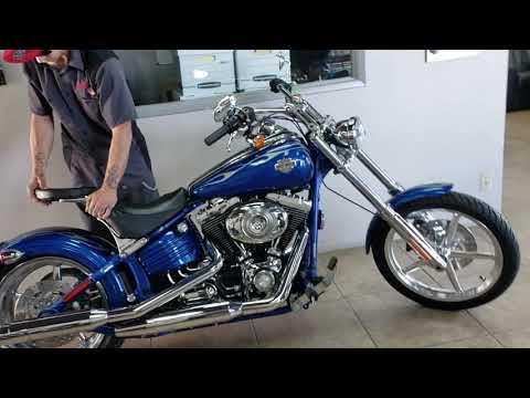 2009 Harley-Davidson Softail® Rocker™ C in Temecula, California