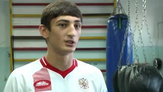 Боксёр из Черкесска Эдгард Цамбов стал Чемпионом мира среди юниоров.