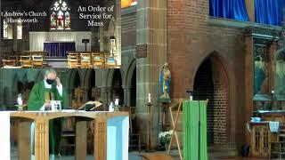 St Andrews Church Parish Eucharist – Sunday 6th June 2021