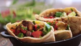 Homemade Chicken Shawarma Recipe | The Mediterranean Dish