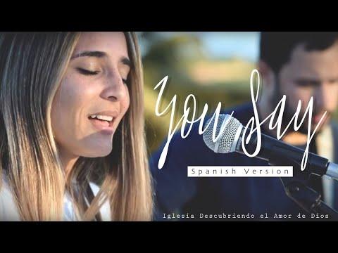 You Say - Lauren Daigle (ESPAÑOL) | SPANISH version (Acoustic cover with lyrics) | DANILA VASSALLO
