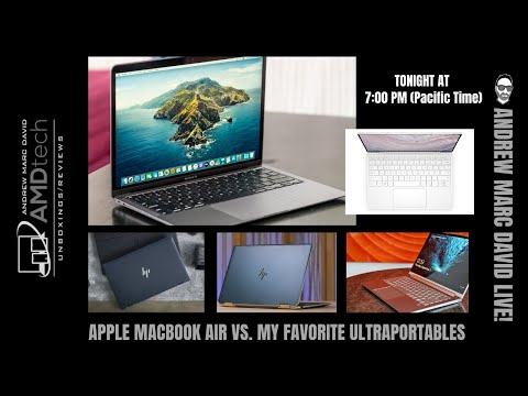 External Review Video gkmLP4OO-Uo for Apple MacBook Air Laptop (2020)