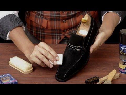 Замшевая обувь. Как почистить замшевую обувь в домашних условиях полезные советы