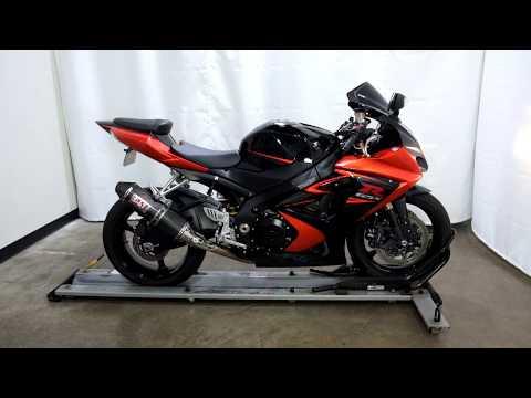 2007 Suzuki GSX-R1000™ in Eden Prairie, Minnesota - Video 1