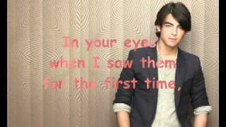 Give Love A Try, Joe Jonas Feat D_Jai With Lyrics HQ !!!.wmv