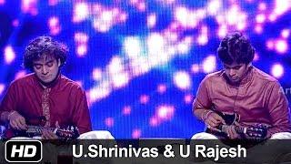 U Shrinivas & U Rajesh | Mandolin Jugalbandi | Carnatic Classical Instrumental | Nasika Bhushani
