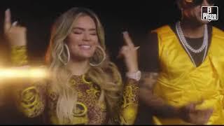"""Léo Santana y Karol G. presentaron la canción """"Vibra Continente"""" para la copa América Brasil 2019"""