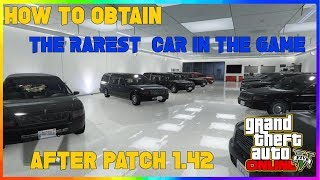 """GTA 5 Online: STORE RARE CARS FOR FREE! - Romero Hearse """"Funeral Car"""" 100% Spawn Location! 1.42"""