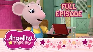 🎶 👑 Angelina Ballerina 🎶 👑 Angelina and the Music Box (FULL EPISODE)