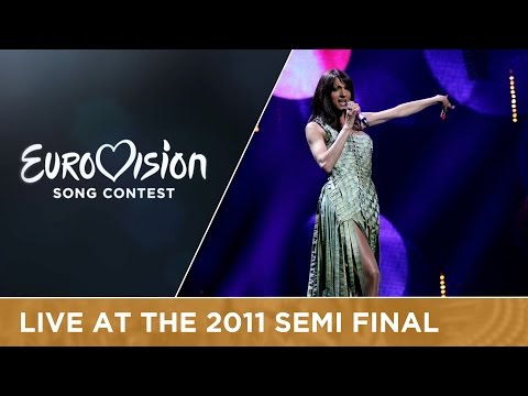 Dana International - Ding Dong (Israel) Live 2011 Eurovision Song Contest
