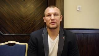 """Андрей Руденко: """"Бой с Поветкиным это самый большой вызов"""""""