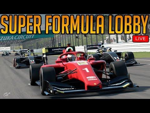 Gran Turismo Sport: Super Formula Open Lobby