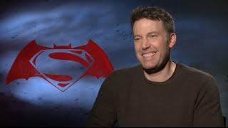 BATMAN v SUPERMAN interviews - Cavill, Affleck, Gadot, Snyder, Eisenberg, Lane, Fishburne, Adams