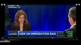 Bob Iger Comments on Donald Trump