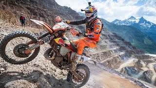 The Hardest Dirt Bike Race In The World: Erzbergrodeo | Red Bull Most Notorious