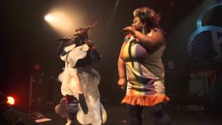 Basement Jaxx & Friends - Live @ Peace Day Concert, Koko London 2015