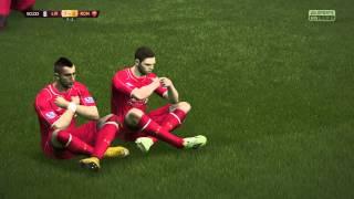 FIFA 15 Alberto Moreno Review