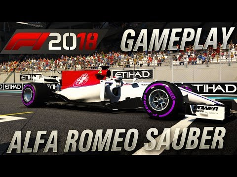 f1 2018 alfa sauber gameplay codemasters forums. Black Bedroom Furniture Sets. Home Design Ideas