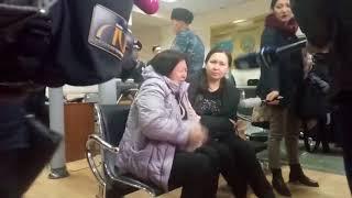 Родственники осуденных по делу о гибели Николая Кривенко в медвытрезвителе после приговора