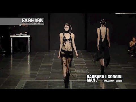 BARBARA I GONGINI Spring 2014 Copenhagen - Fashion Channel
