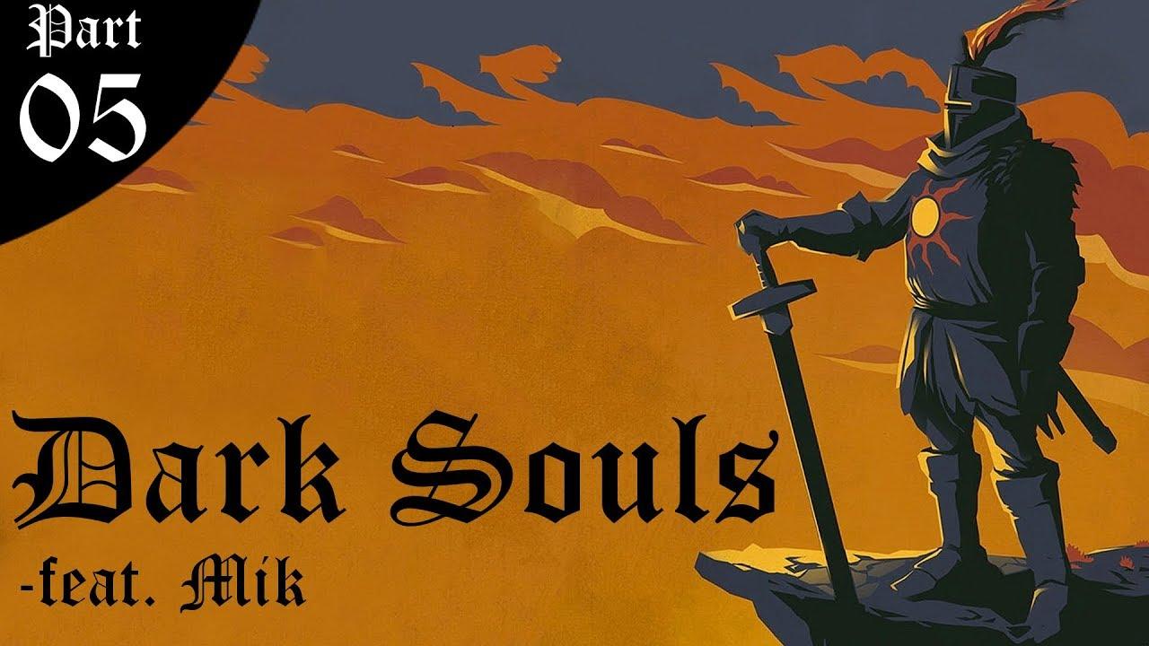 Dark Souls (feat. Mik) – Part 5: Santa Souls kommt zu euch nach Haus (und in den DLC)
