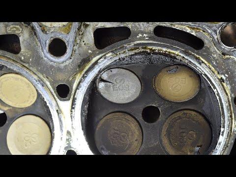 Разбор двигателя EJ20 SUBARU