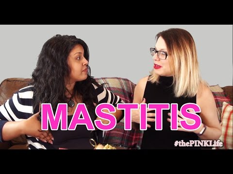 #thePINKLife Ep39: Mastitis While Breastfeeding