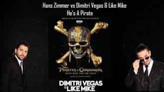 Hans Zimmer vs Dimitri Vegas & Like Mike - He's a Pirate (Original Mix)(Free Download)