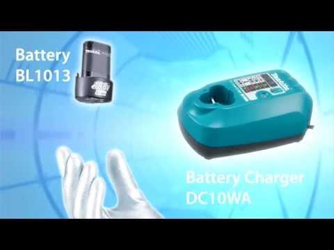 Gama de herramienta a batería 10,8V
