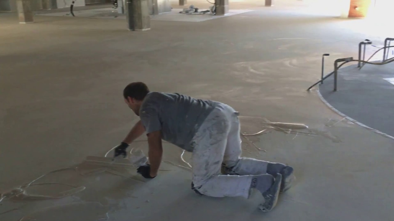 Indoor micro cement for indoor floors