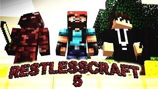 Minecraft| RestlessCraft E05| Blood Sacrifice is Dangerous