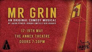 Showstoppers Presents: Mr. Grin