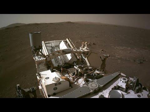 NASA: Πανοραμική φωτογραφία από τον πλανήτη Άρη