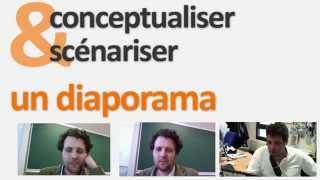 Concevoir et scénariser un diaporama: Introduction Partie 1/8