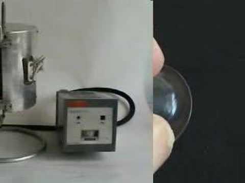 hand making vacuum tubes Part 1