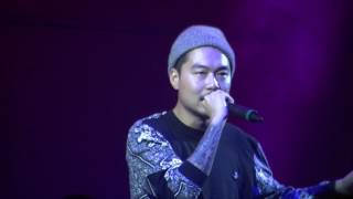 Dumbfoundead - Cool & Calm @ Penn State