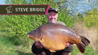 BIG CARP IN BELGIUM And FRANCE   Steve Briggs