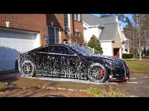 "2012 Infiniti G37 IPL | ""Baby Gzilla"" Sunday Car Wash Routine | 1080p HD"