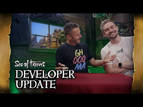Official Sea of Thieves Developer Update: September 18th 2019